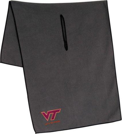 """Team Effort Virginia Tech Hokies 16"""" x 41"""" Microfiber Golf Towel"""