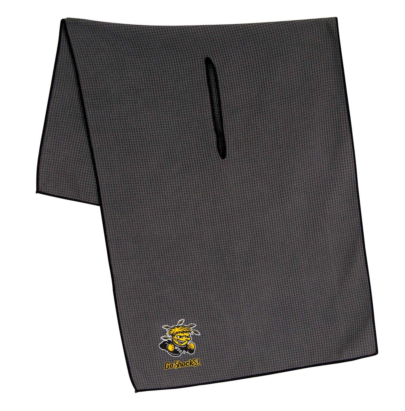 "Team Effort Wichita State Shockers 19"" x 41"" Microfiber Golf Towel"