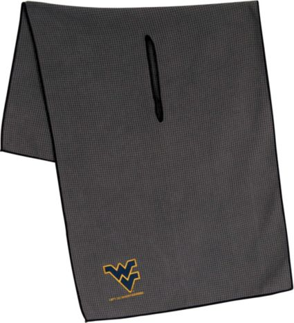"Team Effort West Virginia Mountaineers 16"" x 41"" Microfiber Golf Towel"