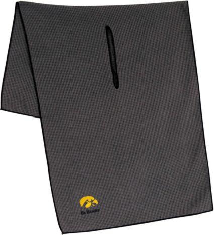 "Team Effort Iowa Hawkeyes 16"" x 41"" Microfiber Golf Towel"