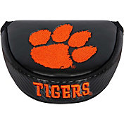Team Effort Clemson Tigers Mallet Putter Headcover