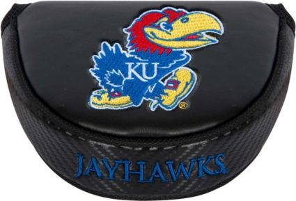Team Effort Kansas Jayhawks Mallet Putter Headcover