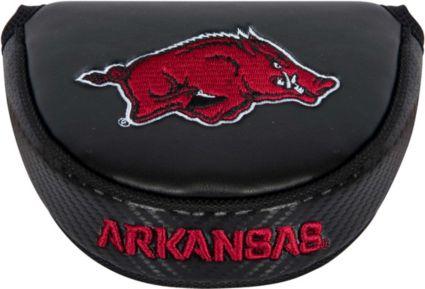 Team Effort Arkansas Razorbacks Mallet Putter Headcover