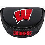 Team Effort Wisconsin Badgers Mallet Putter Headcover