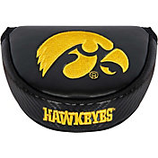 Team Effort Iowa Hawkeyes Mallet Putter Headcover