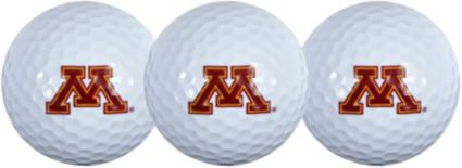Team Effort Minnesota Golden Gophers Golf Balls - 3 Pack