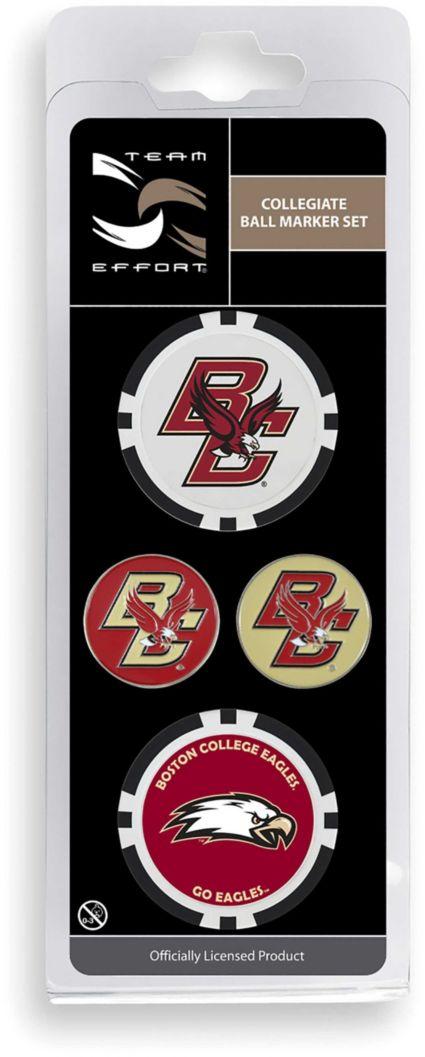 Team Effort Boston College Eagles Ball Marker Set