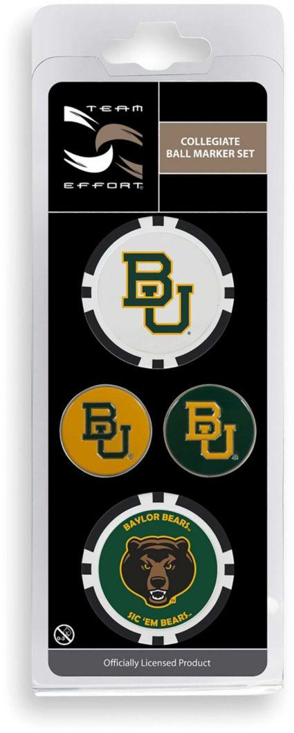 Team Effort Baylor Bears Ball Marker Set