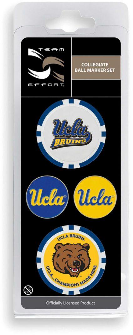 Team Effort UCLA Bruins Ball Marker Set