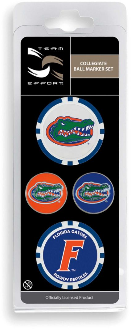 Team Effort Florida Gators Ball Marker Set