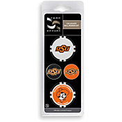 Team Effort Oklahoma State Cowboys Ball Marker Set