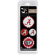 Team Effort Alabama Crimson Tide Ball Marker Set