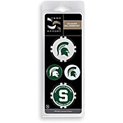 Team Effort Michigan State Spartans Ball Marker Set