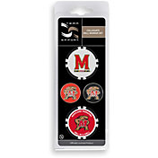 Team Effort Maryland Terrapins Ball Marker Set