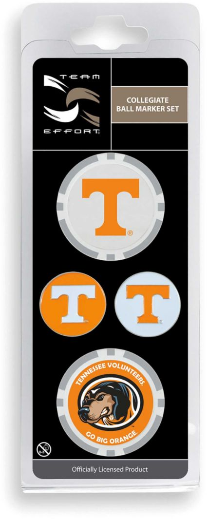 Team Effort Tennessee Volunteers Ball Marker Set