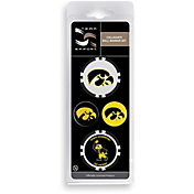 Team Effort Iowa Hawkeyes Ball Marker Set
