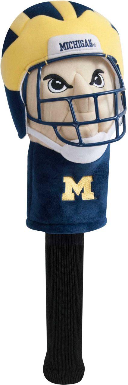 Team Effort Michigan Wolverines Mascot Headcover