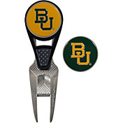 Team Effort Baylor Bears CVX Divot Tool and Ball Marker Set