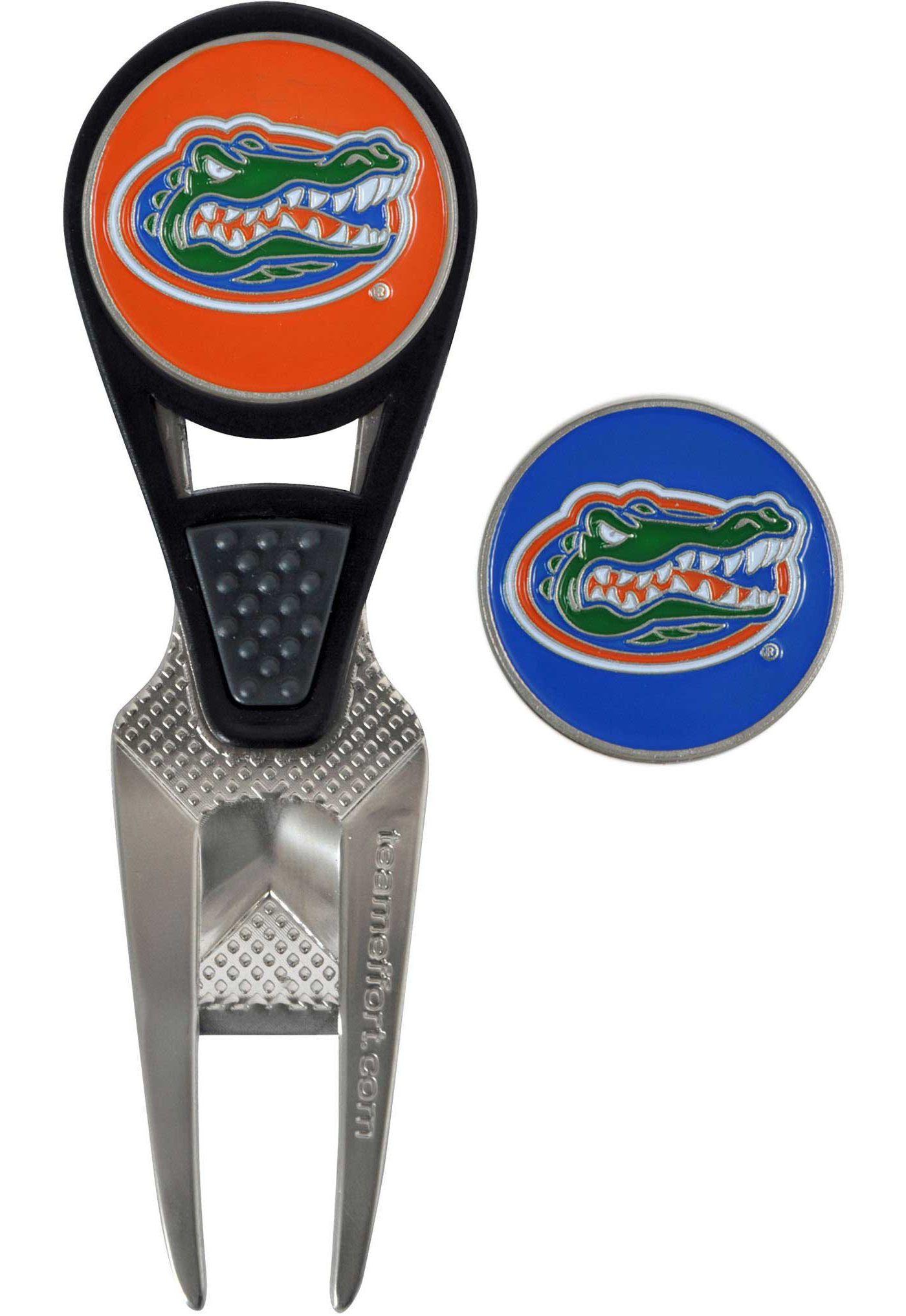 Team Effort Florida Gators CVX Divot Tool and Ball Marker Set