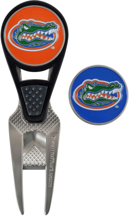 Team Effort Florida Gators CVX Divot Tool and Ball Marker Set