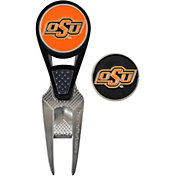 Team Effort Oklahoma State Cowboys CVX Divot Tool and Ball Marker Set