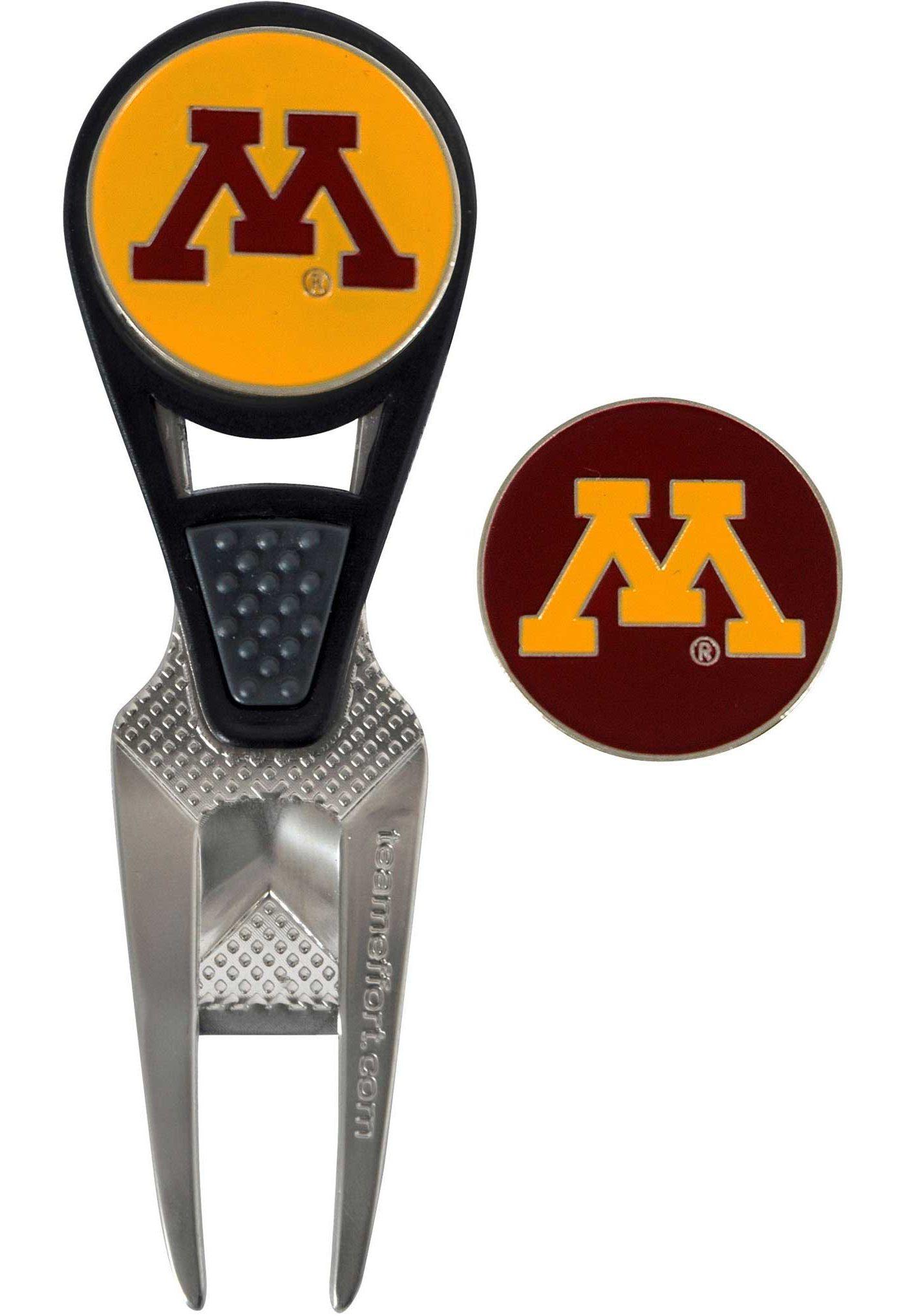 Team Effort Minnesota Golden Gophers CVX Divot Tool and Ball Marker Set