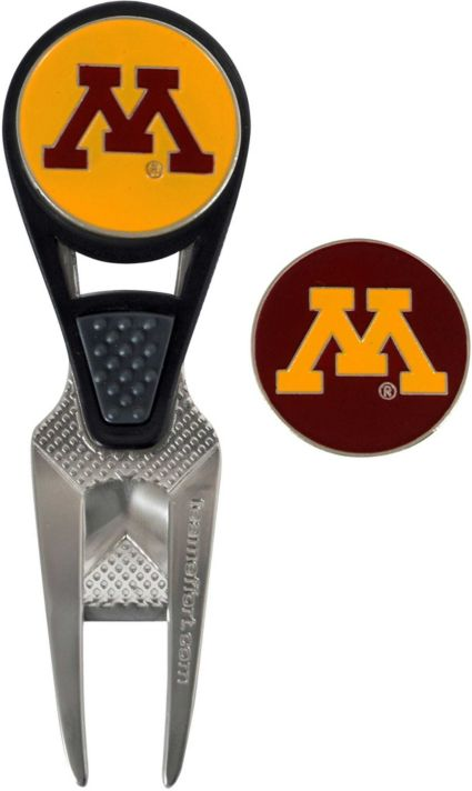 Team Effort Minnesota Golden Gophers CVX Divot Tool and Ball Marker Set