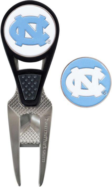 Team Effort North Carolina Tar Heels CVX Divot Tool and Ball Marker Set
