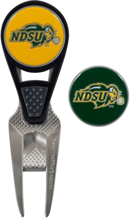 Team Effort North Dakota State Bison CVX Divot Tool and Ball Marker Set