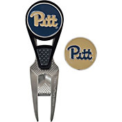 Team Effort Pitt Panthers CVX Divot Tool and Ball Marker Set