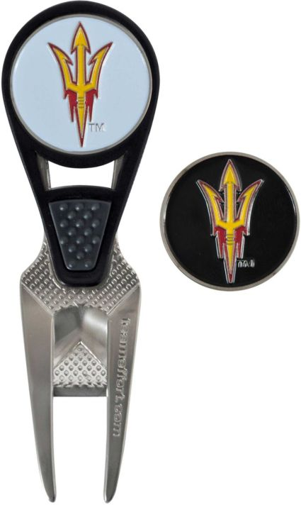 Team Effort Arizona State Sun Devils CVX Divot Tool and Ball Marker Set