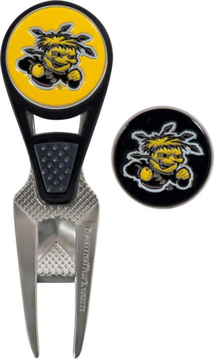 Team Effort Wichita State Shockers CVX Divot Tool and Ball Marker Set