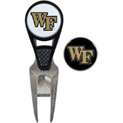 Team Effort Wake Forest Demon Deacons CVX Divot Tool and Ball Marker Set