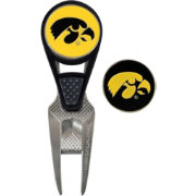 Team Effort Iowa Hawkeyes CVX Divot Tool and Ball Marker Set
