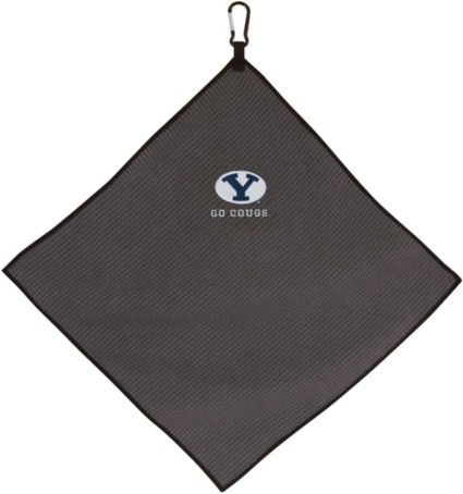 "Team Effort BYU Cougars 15"" x 15"" Microfiber Golf Towel"