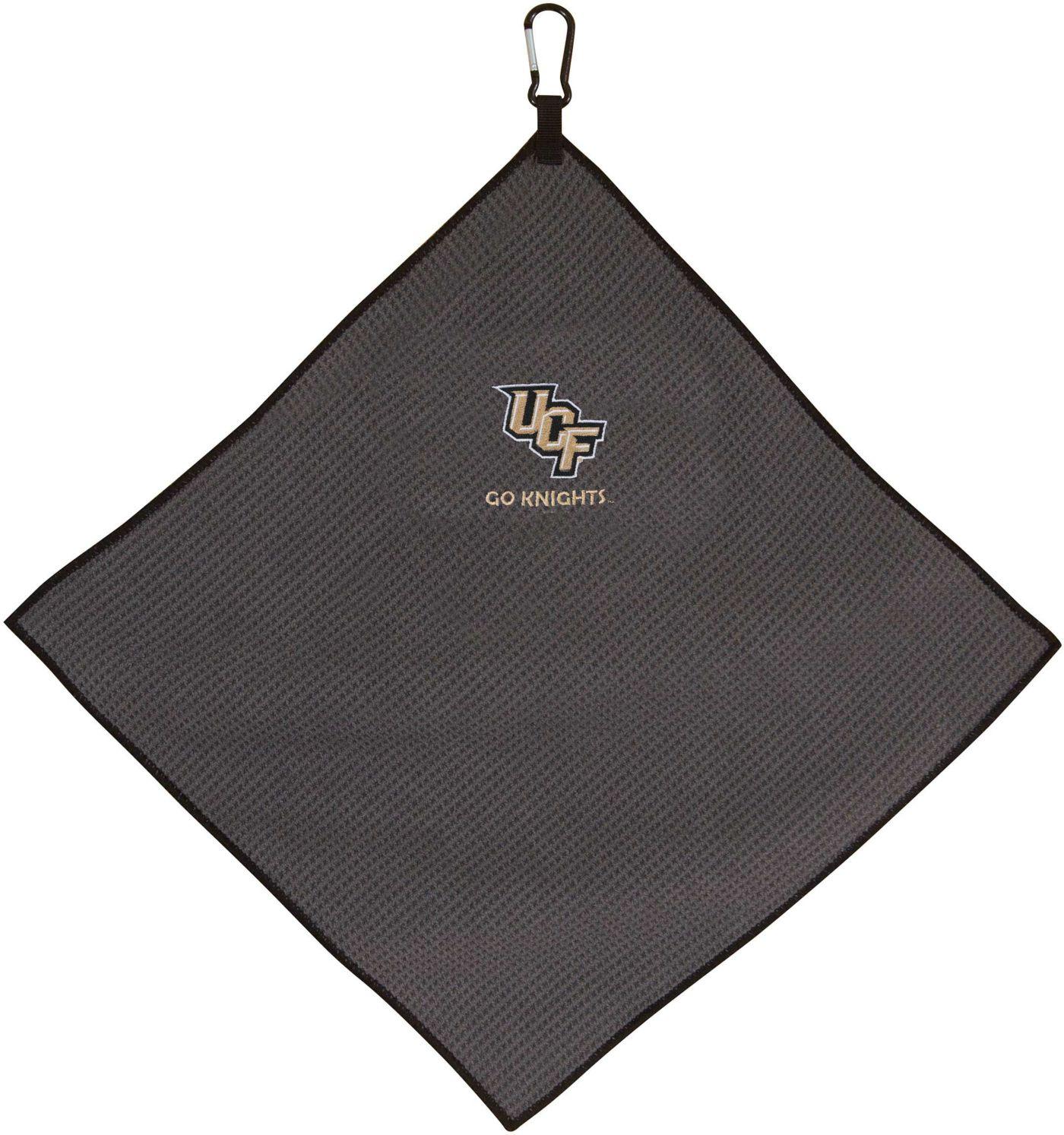 "Team Effort UCF Knights 15"" x 15"" Microfiber Golf Towel"