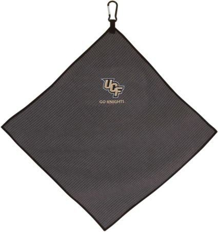 "Team Effort UCF Knights 15"" x 15"" Microfiber Golf Towel"