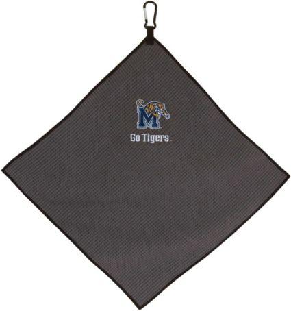 "Team Effort Memphis Tigers 15"" x 15"" Microfiber Golf Towel"