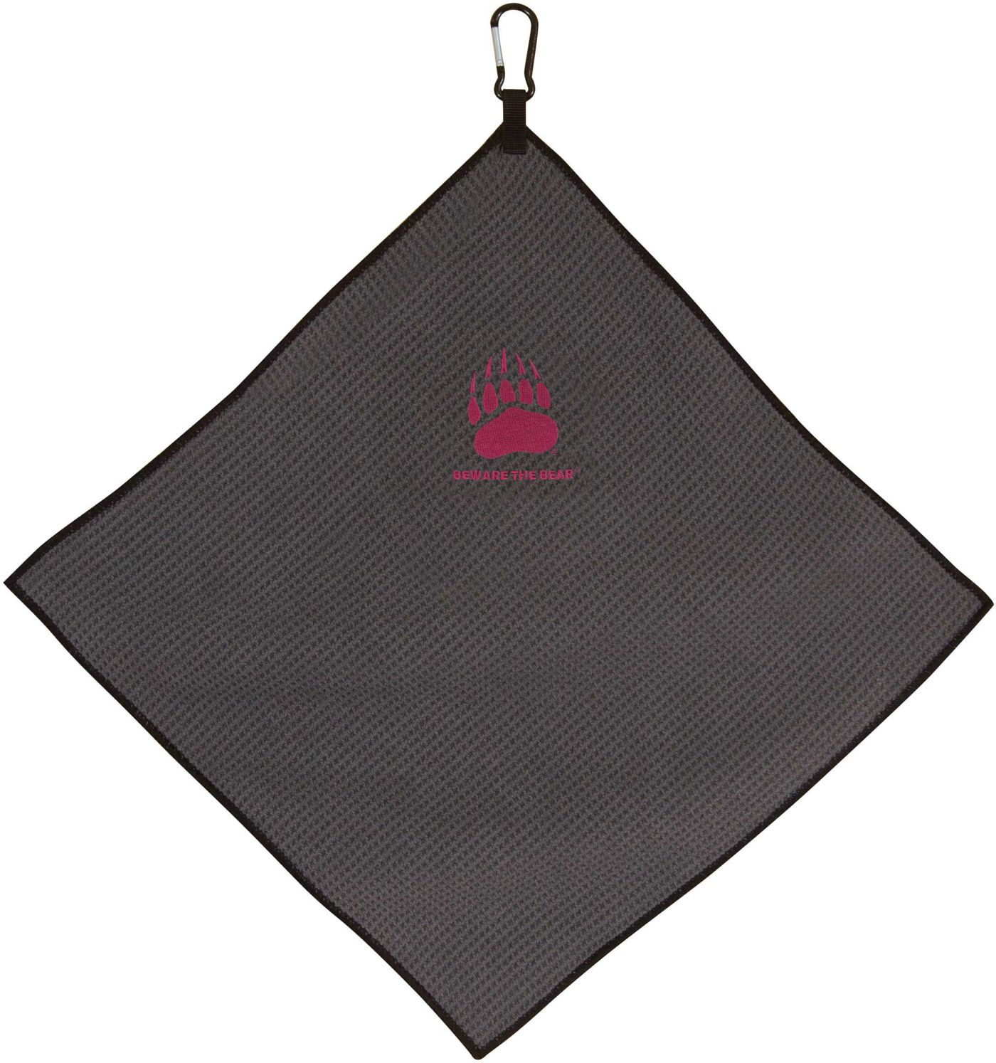 "Team Effort Montana Grizzlies 15"" x 15"" Microfiber Golf Towel"