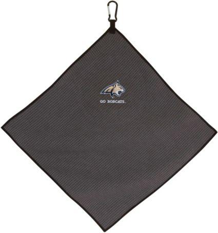 "Team Effort Montana State Bobcats 15"" x 15"" Microfiber Golf Towel"