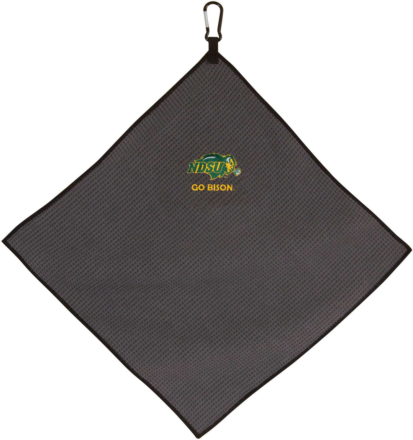 "Team Effort North Dakota State Bison 15"" x 15"" Microfiber Golf Towel"