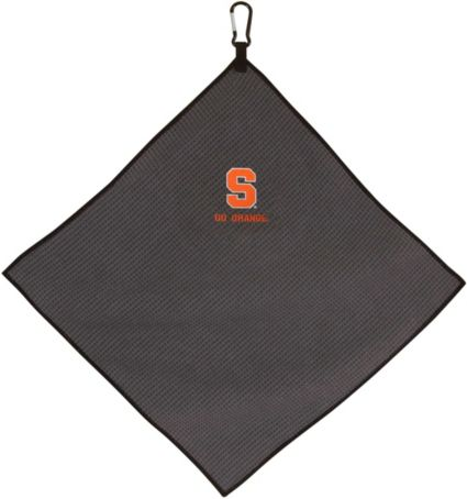 "Team Effort Syracuse Orange 15"" x 15"" Microfiber Golf Towel"