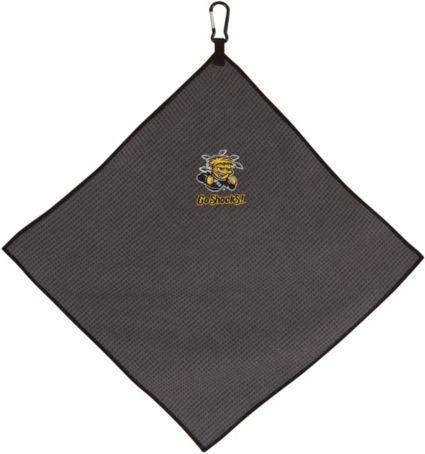 "Team Effort Wichita State Shockers 15"" x 15"" Microfiber Golf Towel"