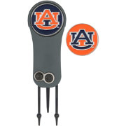 Team Effort Auburn Tigers Switchblade Divot Tool and Ball Marker Set