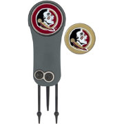 Team Effort Florida State Seminoles Switchblade Divot Tool and Ball Marker Set