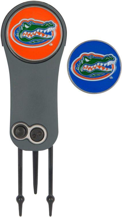 Team Effort Florida Gators Switchblade Divot Tool and Ball Marker Set