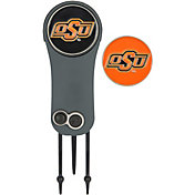 Team Effort Oklahoma State Cowboys Switchblade Divot Tool and Ball Marker Set