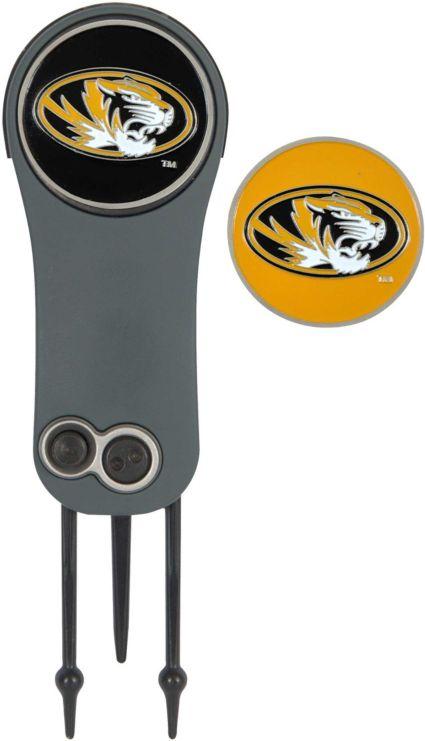 Team Effort Missouri Tigers Switchblade Divot Tool and Ball Marker Set