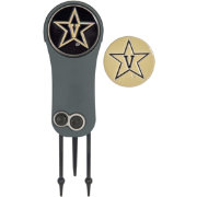 Team Effort Vanderbilt Commodores Switchblade Divot Tool and Ball Marker Set