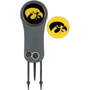 Team Effort Iowa Hawkeyes Switchblade Divot Tool and Ball Marker Set